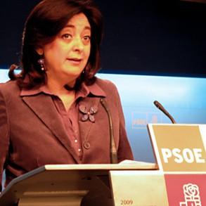 """Mar Moreno: """"La mano que mece la manifestación es una mano política, la del PP, que tiene una moral de prêt à porter"""""""