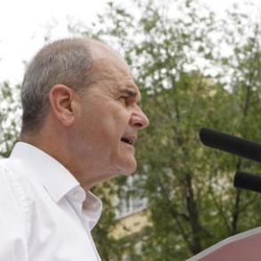 Chaves prevé una nueva Ley de Gobiernos y financiación local para los ayuntamientos que salgan de las elecciones de 2011