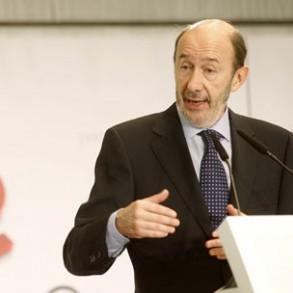 Rubalcaba propone la creación de una Oficina para combatir el fraude fiscal