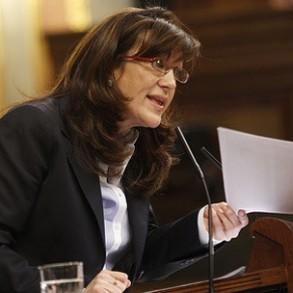 Soraya Rodríguez lamenta que Gobierno dé respuestas ideológicas a la crisis