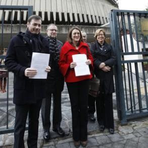 El PSOE presenta un recurso de inconstitucionalidad contra el euro por receta en Madrid